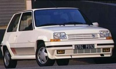 Image of Renault 5 GT Turbo 2