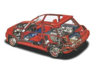 Picture of Renault 5 Turbo Phase I