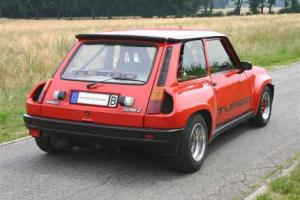 Picture of Renault 5 Turbo Phase II