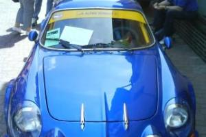 Picture of Renault Alpine A110 1600S