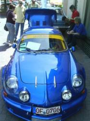 Image of Renault Alpine A110 1600S