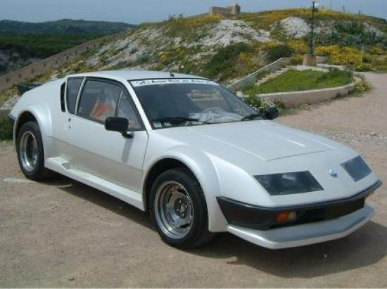 Image of Renault Alpine A310 V6