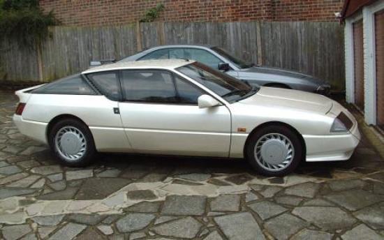 Image of Renault Alpine GTA Turbo