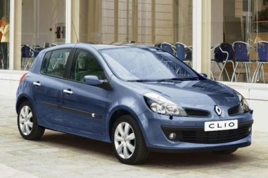 Image of Renault Clio 1.5 dCi