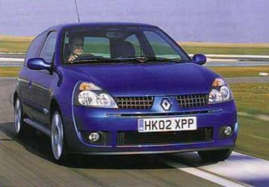 Image of Renault Clio 172 Cup