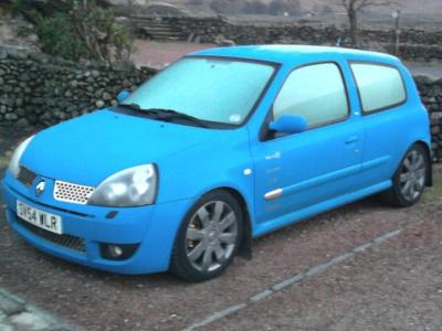 Image of Renault Clio 182 Cup
