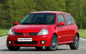 Photo of Renault Clio 182 Trophy