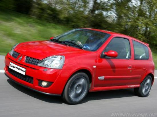 Image of Renault Clio 182 Trophy