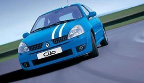 Image of Renault Clio 182