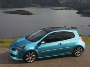 Photo of Renault Clio III Sport
