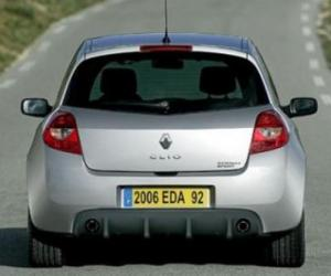 Picture of Renault Clio III Sport