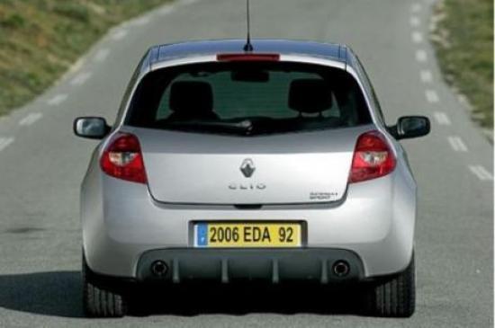 Image of Renault Clio III Sport