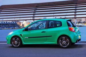 Photo of Renault Clio RS III Cup facelift