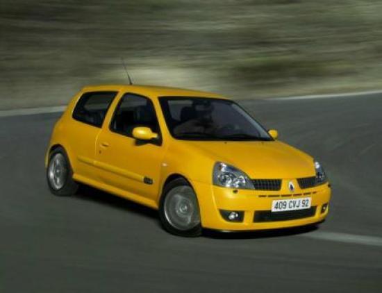 Image of Renault Clio Sport 2.0 16V