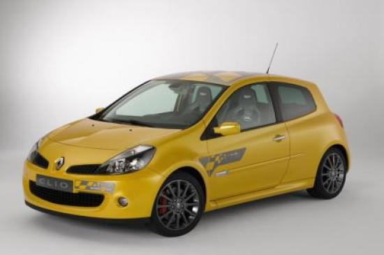 Image of Renault Clio Sport F1 Team R27