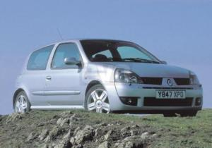 Photo of Renault Clio Sport phase II 172