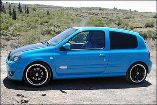 Image of Renault Clio Sport phase II 172