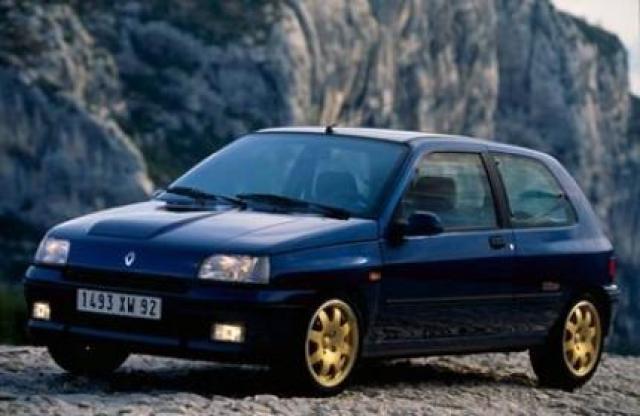 Image of Renault Clio Williams