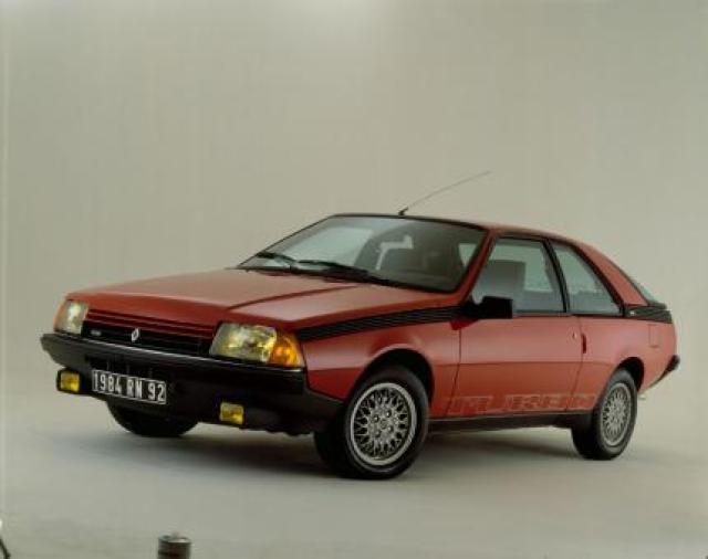 Image of Renault Fuego Turbo