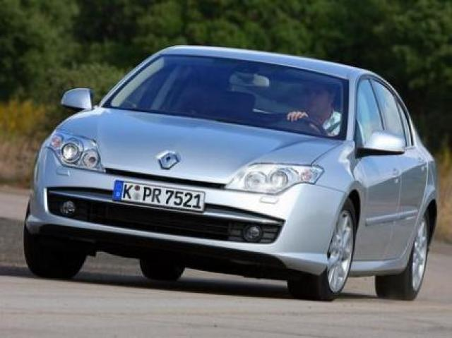 Image of Renault Laguna 2.0 dCi