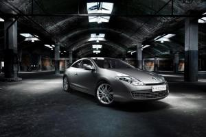 Picture of Renault Laguna Coupe 2.0 dCi