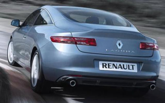 Image of Renault Laguna Coupe GT 2.0T