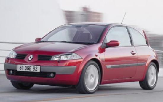 Image of Renault Megane 1.6 16v
