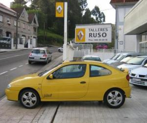 Picture of Renault Megane Coupe 2.0 IDE