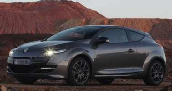 Image of Renault Megane Coupe TCe 265 RS
