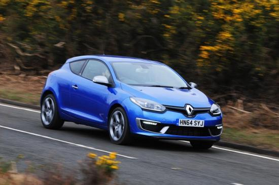 Image of Renault Megane GT 220 Coupe