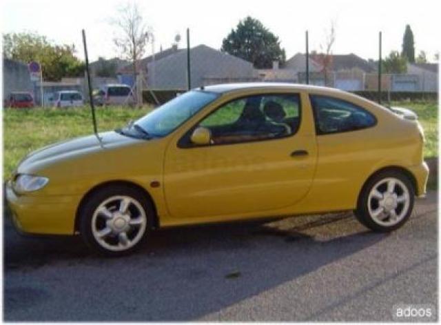 Image of Renault Megane I coupé 2.0 16v 150