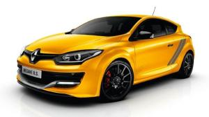 Photo of Renault Megane RS 275 Trophy R