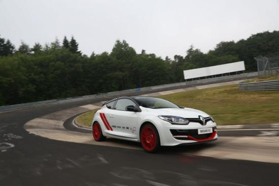 Image of Renault Megane RS 275 Trophy R