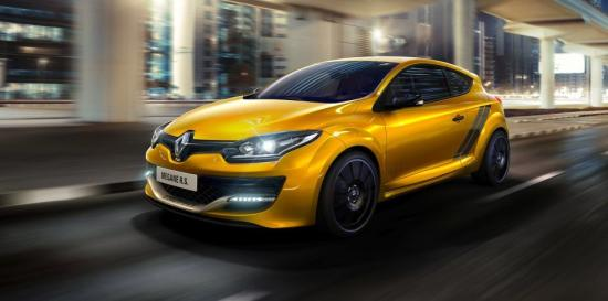 Image of Renault Megane RS 275 Trophy