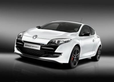 Image of Renault Megane RS Clubsport