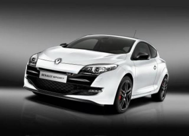 Image of Renault Megane RS Clubsport