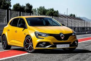 Picture of Renault Megane RS  (MK IV)