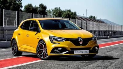 Image of Renault Megane RS