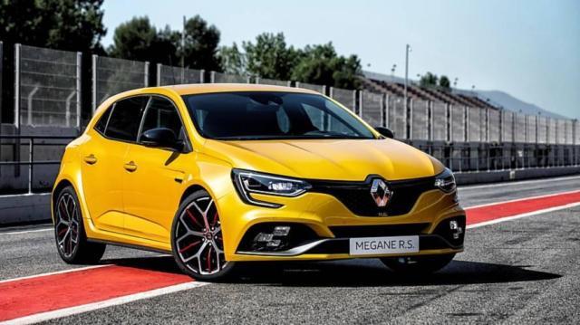 Image of Renault Megane RS
