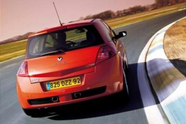 Image of Renault Megane RS Sport