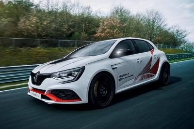 Image of Renault Megane RS Trophy R