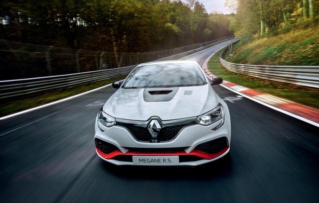 Image of Renault Megane RS Trophy R