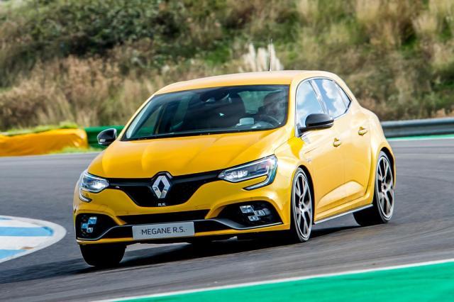 Image of Renault Megane RS Trophy