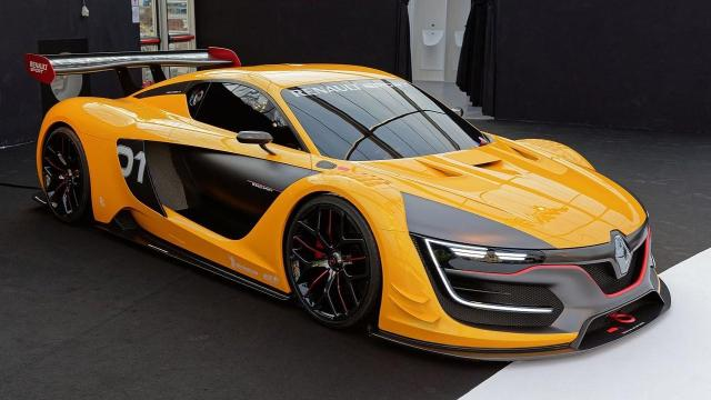 Image of Renault R.S. 01