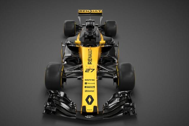 Image of Renault RS17