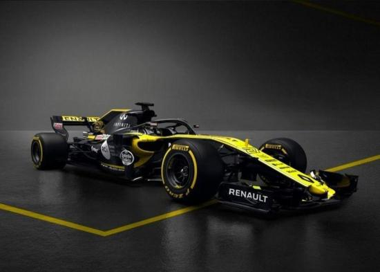 Image of Renault RS18