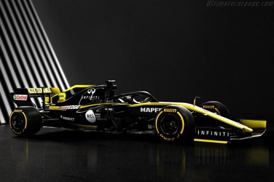 Image of Renault RS19