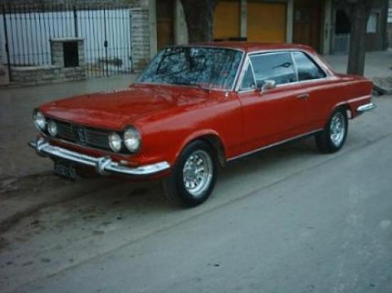 Image of Renault Torino ZX Coupe