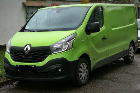 Image of Renault TRAFIC Grand Combi 2.9 t Energy dCi 145