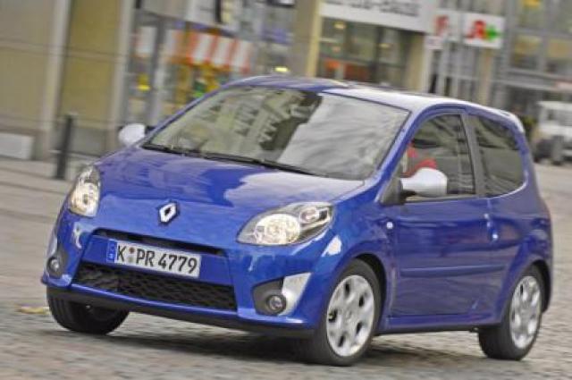 Renault Twingo 1.2 Mk II laptimes, specs, performance data